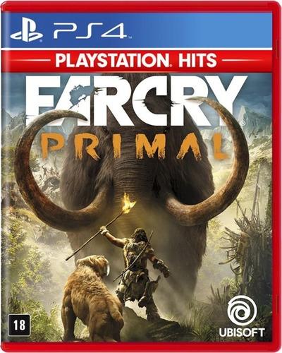 Far Cry Primal  Ps4 Português Mídia Física Em Português