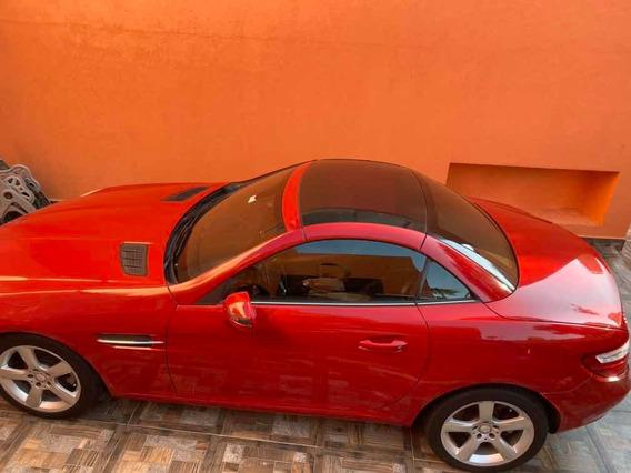 Mercedes-benz Clase Slk 1.8 200 Cgi Mt 2012