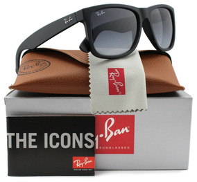 Gafas Ray Ban Justin Polarized Envio Gratis