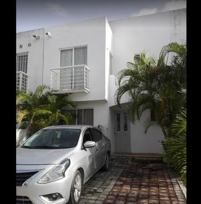 Casa En Remate Bancario Villa Marino Cancun