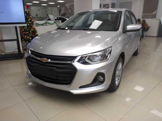 Nuevo Chevrolet Onix Plus Retira Con Saldo Cuota Fija