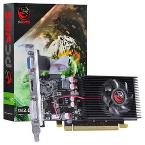 Placa De Video Nvidia Geforce 9500gt 1gb Ddr3 128 Bits Com K