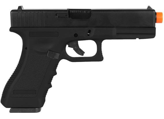 Glock R17 Com Blowback Airsoft De Gbb Army Armament 330fps