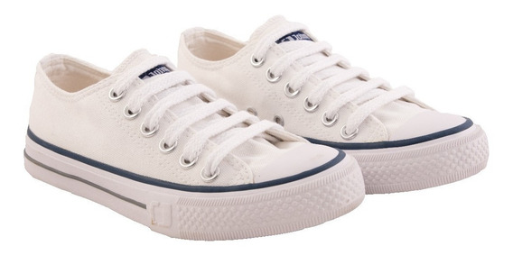 Zapatillas John Foos Classic Blanca