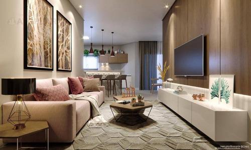 Apartamento À Venda, 113 M² - Meia Praia - Itapema/sc - Ap1125