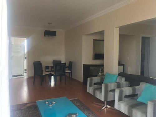 Imagem 1 de 13 de Apartamento Com 2 Dormitórios À Venda, 110 M² Por R$ 1.050.000,00 - Moema - São Paulo/sp - Ap15280