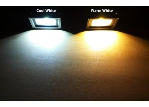 Reflector Foco Led Exterior 50w Blanco Nuevo Garantía
