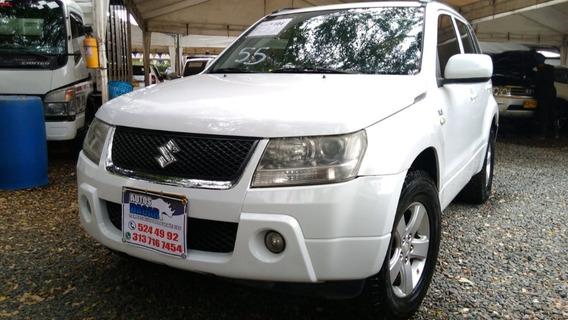 Suzuki Grand Vitara 4x4 Motor 2.7 Blanco 5 Puertas