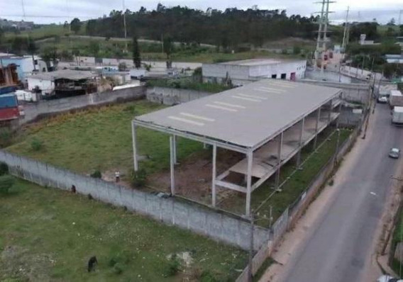 Galpão À Venda, 1000 M² - Ga0285