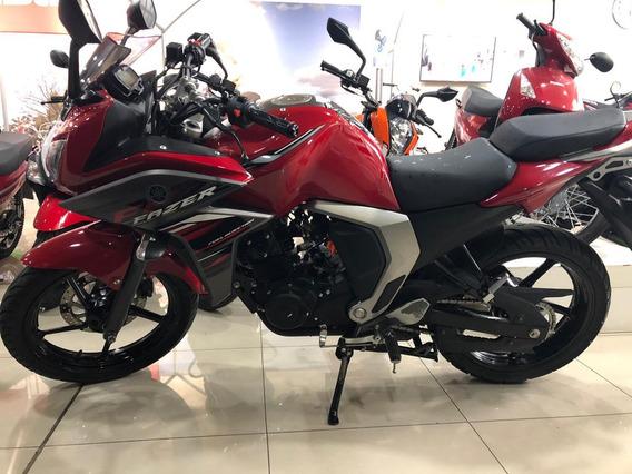 Moto Yamaha Fazer Fi Usada Impecable Naked Pista