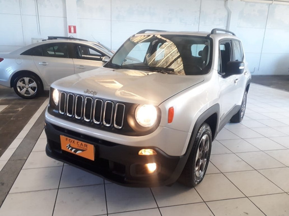 Jeep Renegade 1.8 16v Flex Sport 4p Manual (0047)