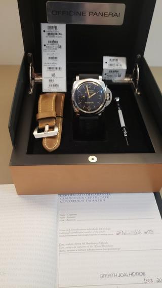 Relógio Panerai Pam00422 3days 47mm - Completo E Impecável