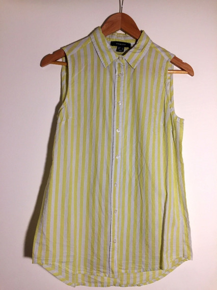 Camisa Musculosa Rayada Primark