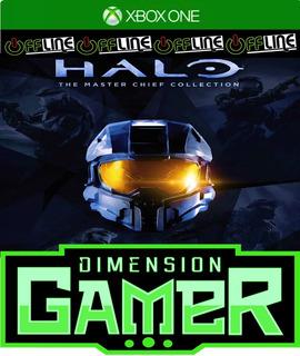 Halo Mastechierf Collection Xbox One N0 Codigo Offline