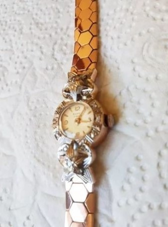 Relógio-pulseira Romet De Ouro