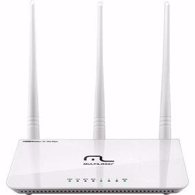 Roteador 03 Antenas 5dbi 300 Mbps Alta Velocidade Promoção