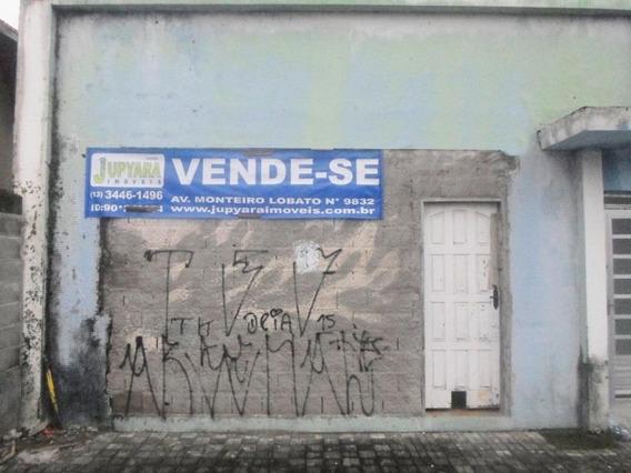 Salão Comercial, Agenor De Campos, Mongaguá. - Sl0003 - 33485818