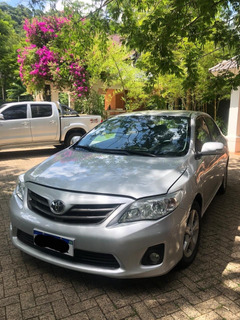 Corolla 2012 2.0 16v Xei Flex Aut. 4p
