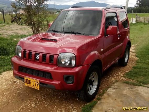 Suzuki Jimny Jlx Mt 1300cc Ac