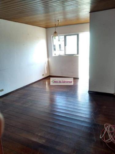 Apartamento À Venda, 62 M² Por R$ 465.000,00 - Saúde - São Paulo/sp - Ap4066