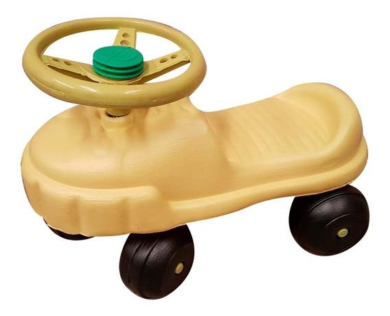 Andador Pata Pata Caminador Zapatilla Con Volante Cuotas