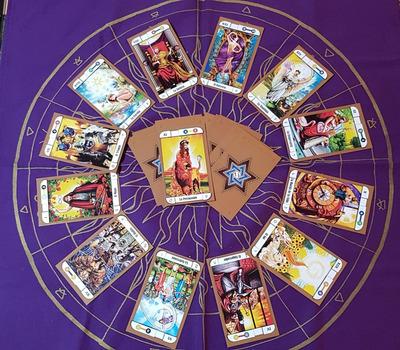 Tarot Consulta Lectura, Radiestesia, Ayuda Espiritual