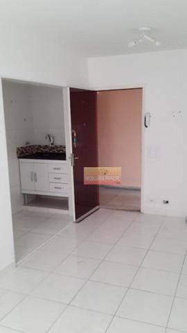 Studio Com 1 Dormitório Para Alugar, 30 M² Por R$ 1.000,00/mês - Perdizes - São Paulo/sp - St0062