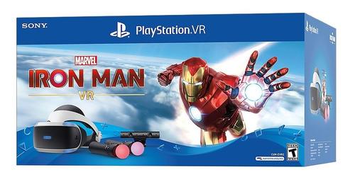 Playstation Vr Iron Man Playstation 4