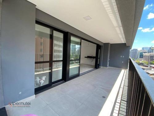 Apartamento Com 3 Dormitórios À Venda, 83 M² Por R$ 1.390.000,00 - Vila Olímpia - São Paulo/sp - Ap2007