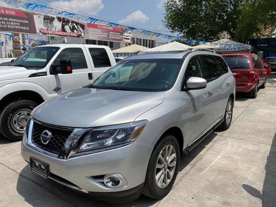 Nissan Pathfinder 2015 3.5 Advance Mt
