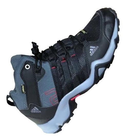 Tenis adidas Bota Ax2 Hombre Zapatillas Original