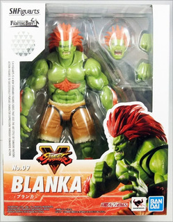 Bandai S.h.figuarts Street Fighter Blanka