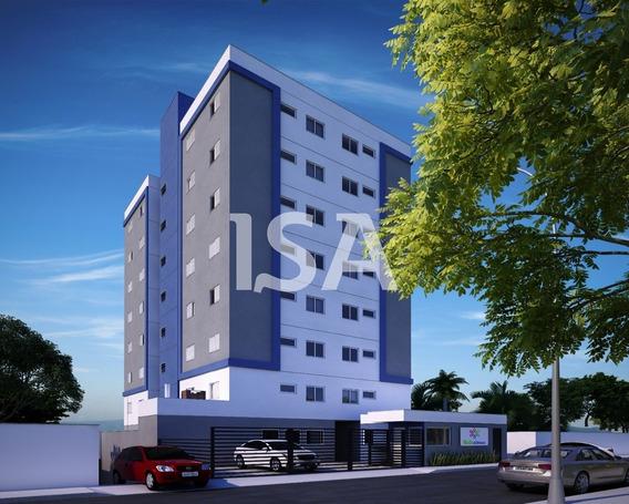 Apartamento Lançamento,residencial Belissimus,jardim Simus,zona Oeste, Sorocaba,45 M², 2 Dormitórios, Banheiro, Sala 2 Ambientes, Varanda, Cozinha - Ap02185 - 34603329
