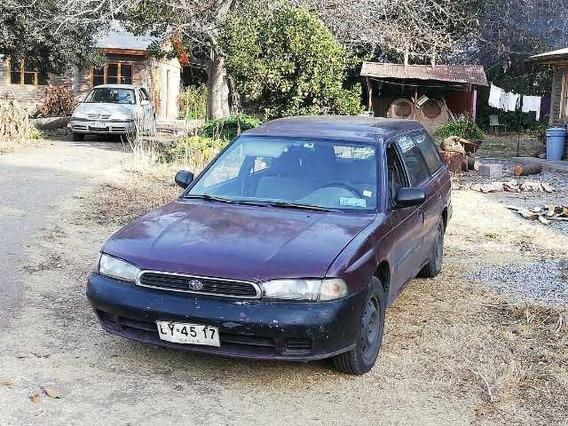 Subaru Legacy Gl Station Wagon