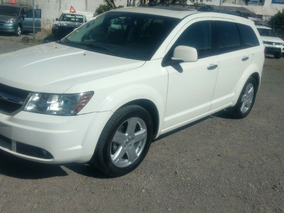 Dodge Journey 3.5 R/t 7 Pasj Piel Aa Dvd R-19 At 2010