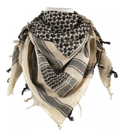 Bufanda Shemagh Arabe Palestina Militar 100% Cotton Original