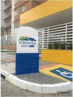 Apartamento Com 3 Dormitórios À Venda, 64 M² Por R$ 155.000 - Jabotiana - Aracaju/se - Ap0710