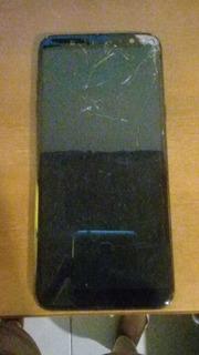 Samsung A6 Plus Quebrado