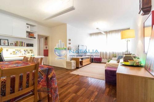 Apartamento Com 2 Dorms, Vila Nova Conceição, São Paulo, Cod: 63845 - A63845