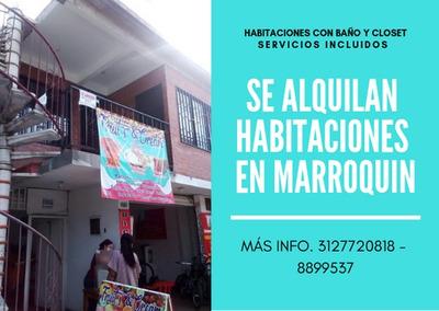 Apartaestudio En Arriendo Marroquín Iii 868-44