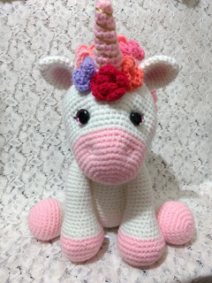 Amigurumi unicornio | Amigurumi unicornio, Amigurumis unicornio ... | 320x240