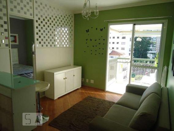 Apartamento Para Aluguel - Vila Andrade, 1 Quarto, 38 - 893119874