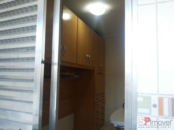 Apartamento Para Venda Por R$330.000,00 - Perdizes, São Paulo / Sp - Bdi19371