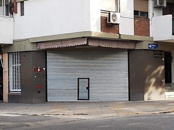 Dueño Alquila Local En Esquina Cabrera 4200 - Palermo