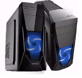 Pc Gamer Core I3-6100 6ª Geração 4gb Ram Hd500gb P.vídeo 2gb
