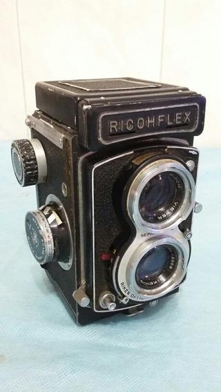 Antiga Máquina Fotográfica Ricohflex