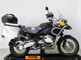 Bmw R1200gs Adventure 2011 Amarela