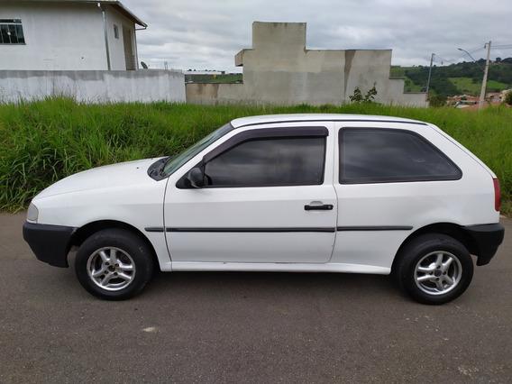 Vw Gol Special 2001/2002 2p Gasolina 1.0 Branco