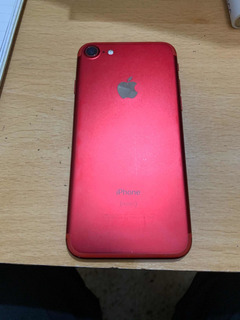 iPhone 7 128gb, Red Edition, Impecable, Santa Fe