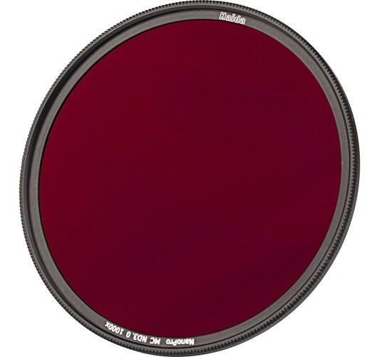 Filtro Nd 3.6 Nanopro Haida 12 Stops 77mm Circular 4000x